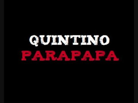 Quintino - Parapapa (rap das armas)