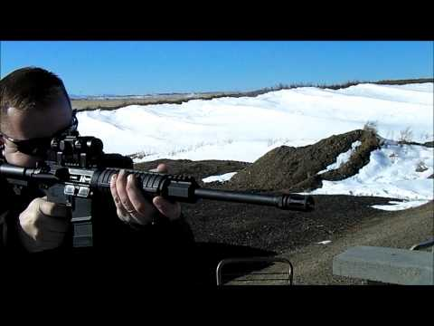 AR15 Function Tests - Rock River Carbine and DPMS Oracle