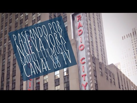 Radio City Music New York