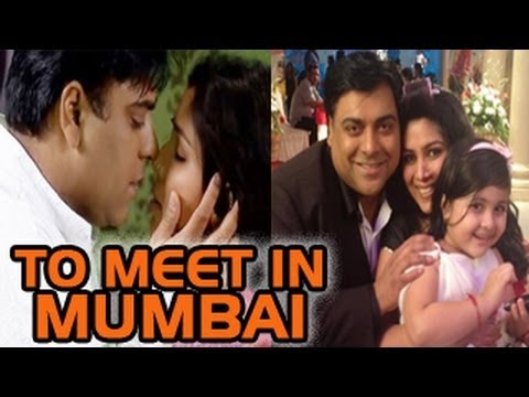 Priya GOES TO MUMBAI to MEET Ram in Bade Acche Lagte Hain 7th September 2012