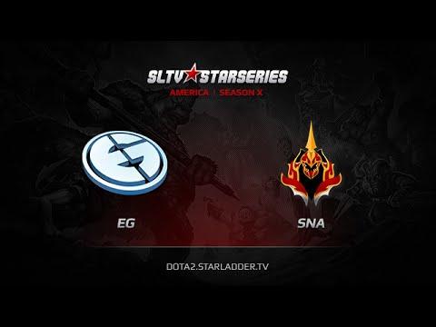 EvilGeniuses vs SNA SLTV America Season X Day 6 Game 1