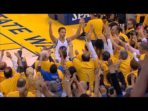 Warriors Beat Rockets 99-98 in Game 2
