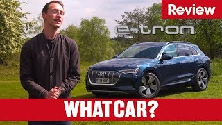 2020 Audi e-tron review –is Audi's first electric car any good? | What Car?