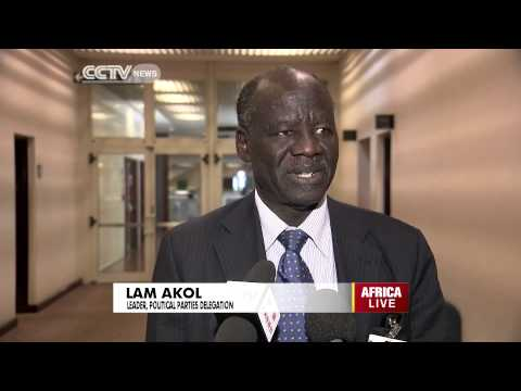 South Sudan Peace Talks Resume