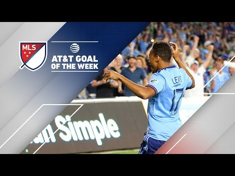 Week 24 | AT&T Goal of the Week