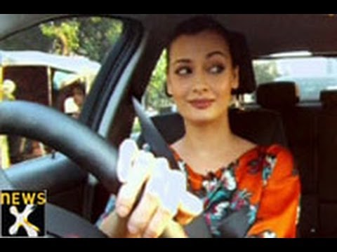 Living Cars: Driving with Dia Mirza