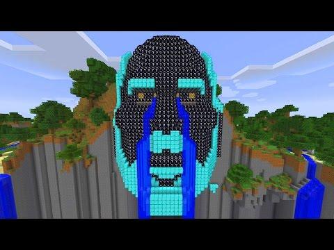 Minecraft Popularmmos Black Lucky Block Mod (temple Of Notch) Challenge Modded Minigame video