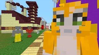 Minecraft Xbox - Weird Building [605]