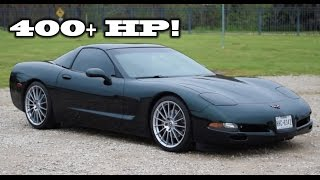 Cammed C5 Corvette Car Review! Better than the C5 Z06?