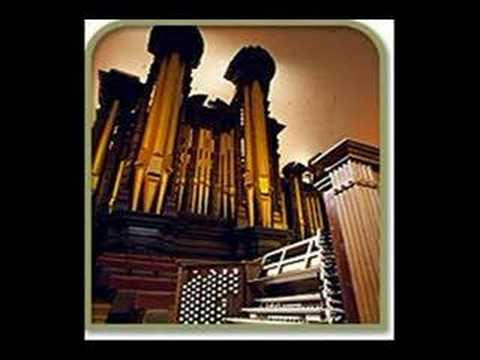 Mormon Tabernacle Pipe Organ: Elgar's Imperial March
