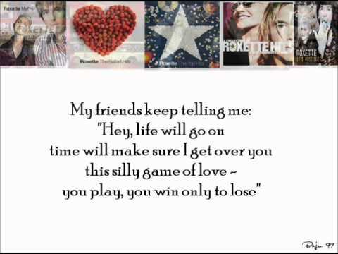 Roxette - Spending My Time (lyrics)