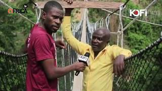 MEET THE GHANAIAN MAN WHO MADE ALL THE CANOPY WALKS IN GHANA AND SOME OTHER COUNTRIES