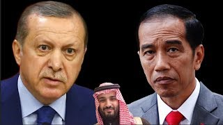 Turkey and Indonesia Are Coming For Saudi Arabia