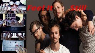 Download Lagu Portugal. The Man  -  Feel It Still  -  Ipad Cover In GarageBand | Musicala Gratis STAFABAND