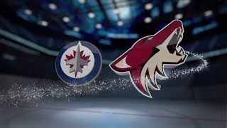 Winnipeg Jets vs Arizona Coyotes - November 11, 2017 | Game Highlights | NHL 2017/18. Обзор матча