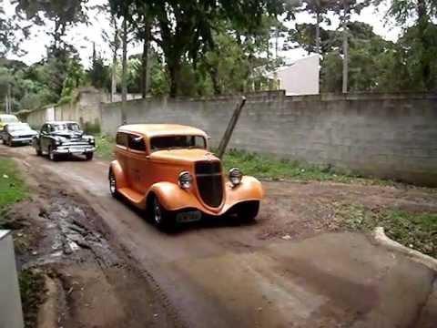 Almoço de Final de Ano do Clube Curitiba Roadsters