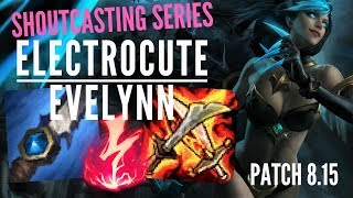 EVELYNN JUNGLE MADE EASY | LEAGUE OF LEGENDS GAME PLAY | SHOUT COMMENTARY | TRUE NORTH KOALA