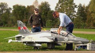 RC Jet BAe Hawk 100 Tomahawk Design» Scale: 1:3,5 Giant Turbine Model Jet