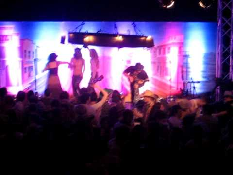 REDNEX LIVE ON STAGE - RIDING ALONE IN DUBLIN 29TH APRIL 2009...