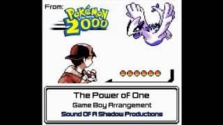 The Power of One (Lugia's Theme)- Game Boy Arrangement