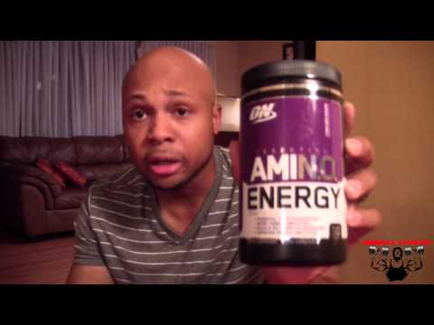 T2G Supplement Review: Optimum Nutrition's Amino Energy BCAA