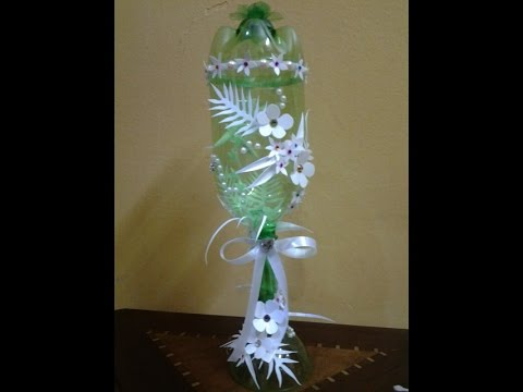 Best Out Of Waste Plastic Bottles And Can Transformed To