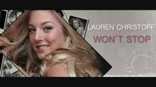 Watch Lauren Christoff Wont Stop video