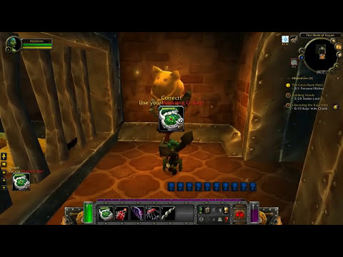 WoW Cataclysm Guide - Goblin Starting Zone 1 (reupload)