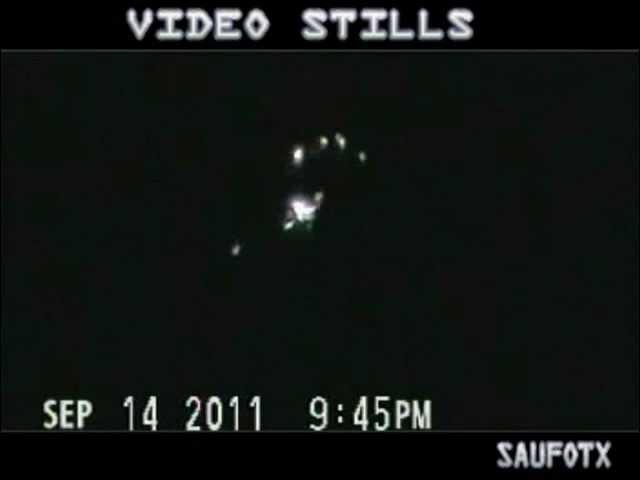 EXCLUSIVE!!***SEPT-14-2011 HUGE UFO CRAFT FILMED OVER SAN ANTONIO,TX***