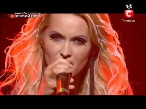 Aida Nikolaychuk - Pink -  Try  [ Гала-концерт ] [ 05.01.13 ]