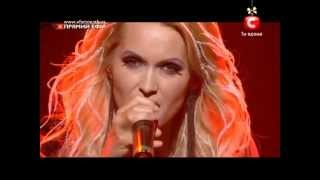 "Pink Video - Aida Nikolaychuk - Pink - "" Try "" [ Гала-концерт ] [05.01.13]"