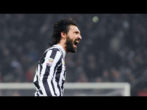 Pirlo rinnova con la Juventus fino al 2016 - Pirlo extends Juventus contract until 2016