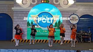 Jai Ho - The Pussycat Dolls ft. Nicole Scherzinger | Kids Dancer by Little Twin Star Dance