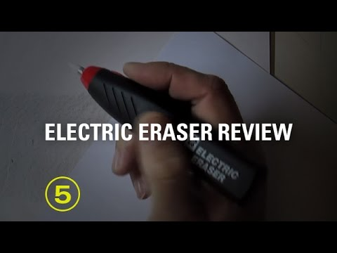 Electric Eraser Review part 2