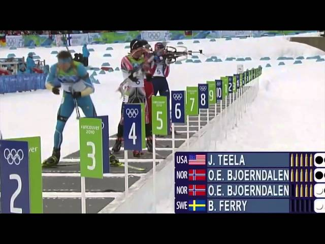 Olympic Winter guide to Biathlon by Team GB's Lee Jackson - Sochi 2014
