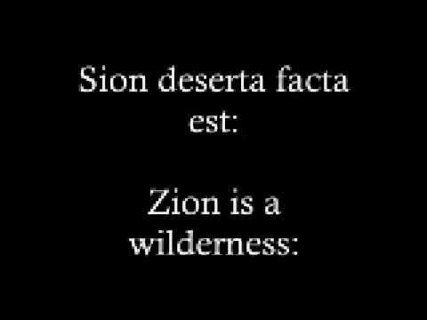 Бёрд Уильям - Aspice Domine quia facta est