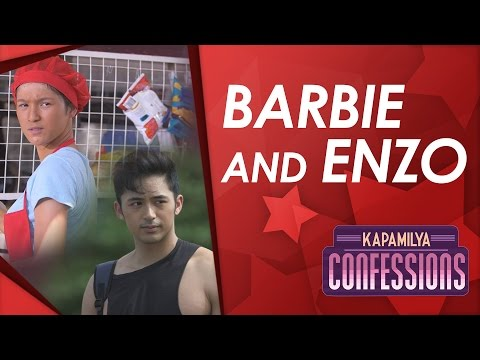Kapamilya Confessions with Enzo and Barbie | YouTube Mobile Livestream