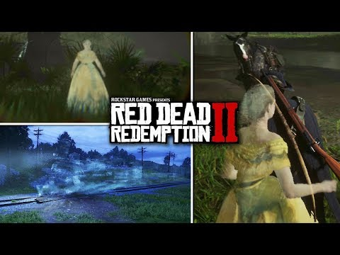 Red Dead Redemption 2 - Secrets & Easter Eggs - Ghost Train, Bayou Ghost, Talking Giant & Rare Gear! MP3
