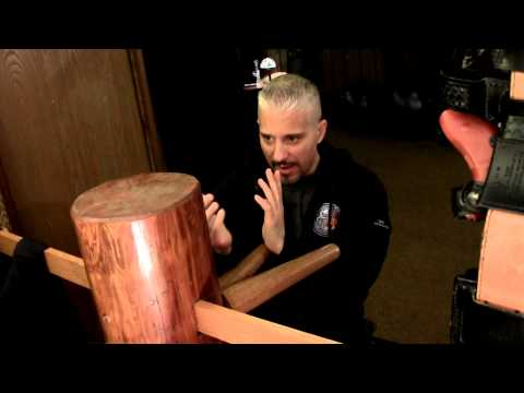 YOU'RE TRAINING THE WOODEN DUMMY WRONG - WING CHUN Image 1