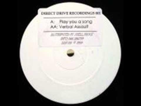 DJ Step One & DJ Mystery - Verbal Assault (1998 Direct Drive Recordings).wmv