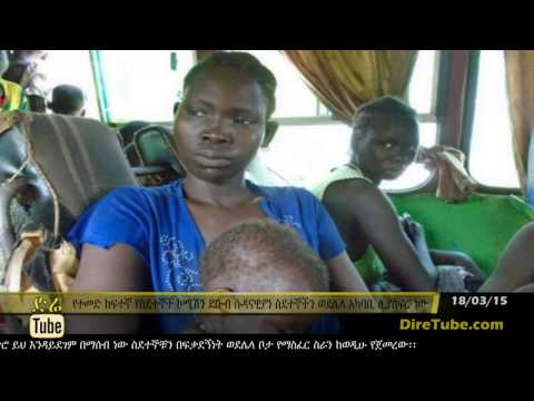 DireTube News - UNHCR begins relocation of 50,000 South Sudan refugees in Ethiopia