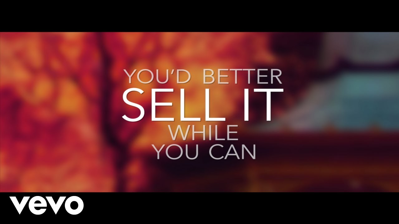 Callum Pitt - You'd Better Sell It While You Can