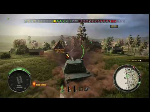 World of Tanks XBOX ARTY BC MIRA CAGAUTOMATICA KKKKKK