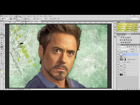 Tutorial Smudge Art Photoshop CC (Nueva Versión)