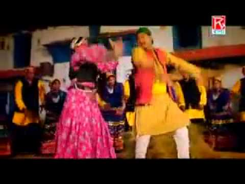 Gadwali Songs  Gajimala Thakuli Ku Kansu 8(suri Pokhriyal) video