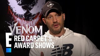 "Does Tom Hardy's Son Approve of ""Venom"" Role? 