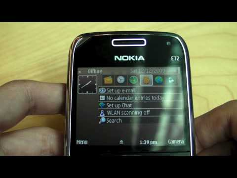 Gear65 #49 - Nokia E72 (Part 2: Software + Features)