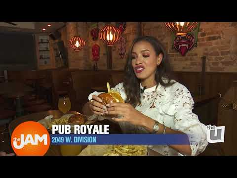 Exploring Chicago's Food Hot Spots With Julissa Bermudez