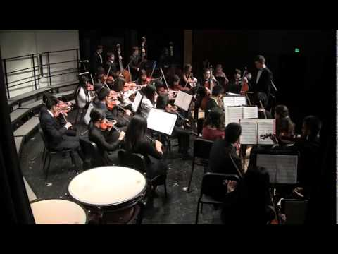 El Camino Real Charter High School String Orchestra 2014 Spring Concert