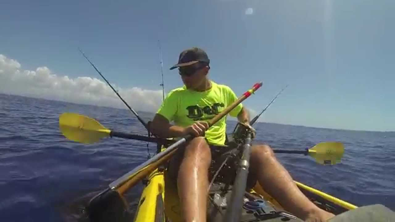 Kayak fishing hawaii fishing alley for Kayak fishing hawaii